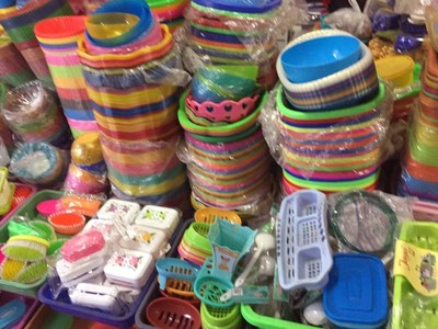 Plastic import increases 3.32pc in 4 months