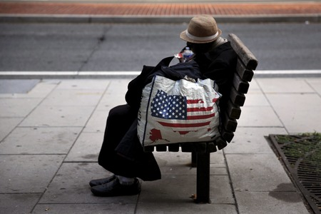 8 million Americans have slipped into poverty during the pandemic, new study says