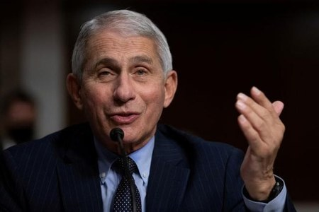 Pandemic will not improve over holiday season, Fauci warns