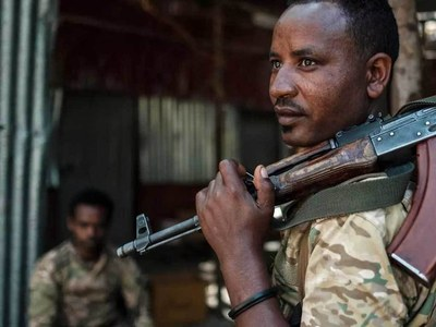 Ethiopia's army says it is in control of Tigray capital