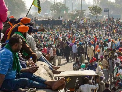 Indian farmers reject govt appeal to lift blockade