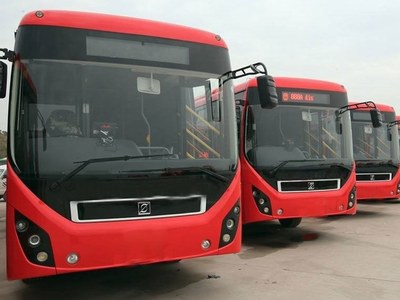 Punjab to build bus terminals in major cities