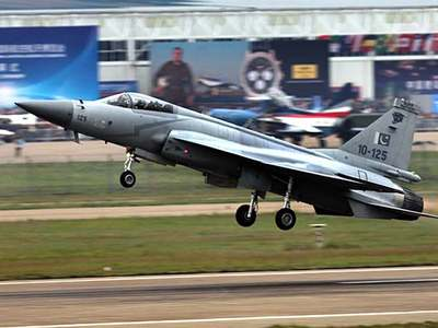 Argentina Air Force considering to purchase Pakistan's JF-17 Thunder jets