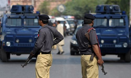 51 policemen infected with COVID-19 in last three days in Sindh