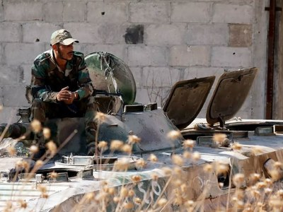 More than 900 Syrian fighters return home from Karabakh: monitor