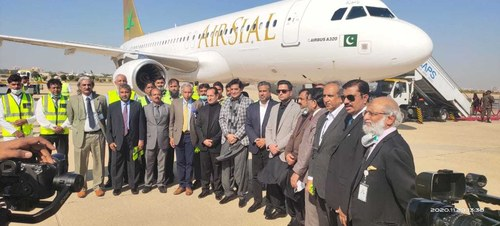 Pakistan's third private airline AirSial, to be launched on Dec 9