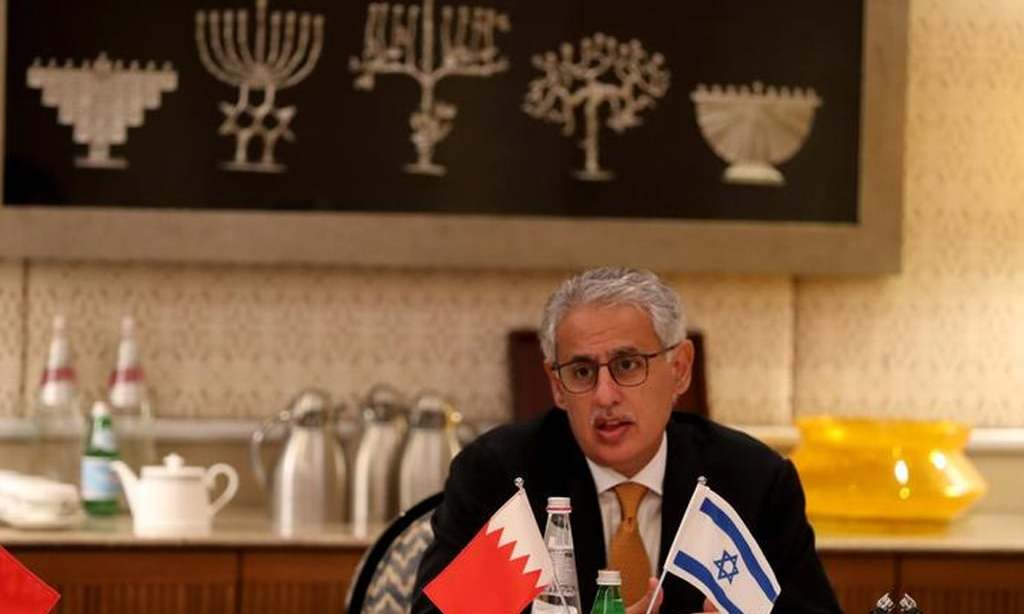 Bahrain open to imports from Israeli settlements, Palestinians fume