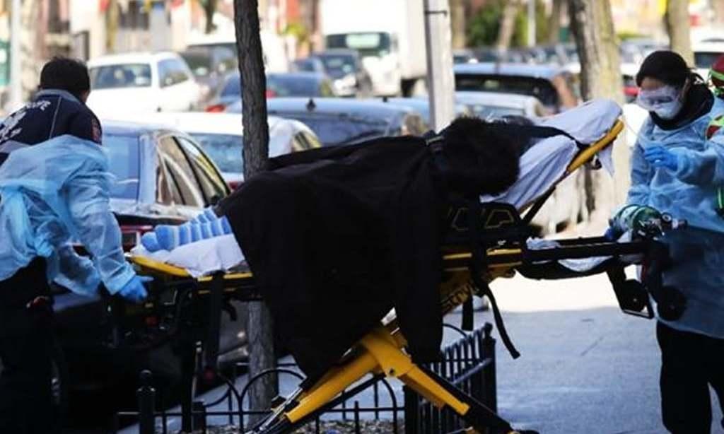 US CDC reports 272,525 deaths from coronavirus
