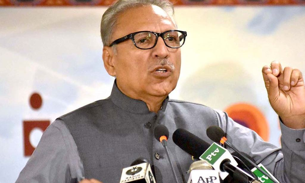 'Youm-e-Dua' today: Alvi urges Ulema to help contain Covid-19 spread
