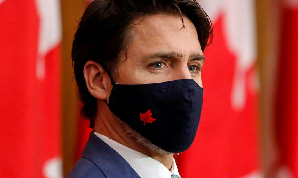 India formally protests to Canada over Trudeau remarks on farm protests