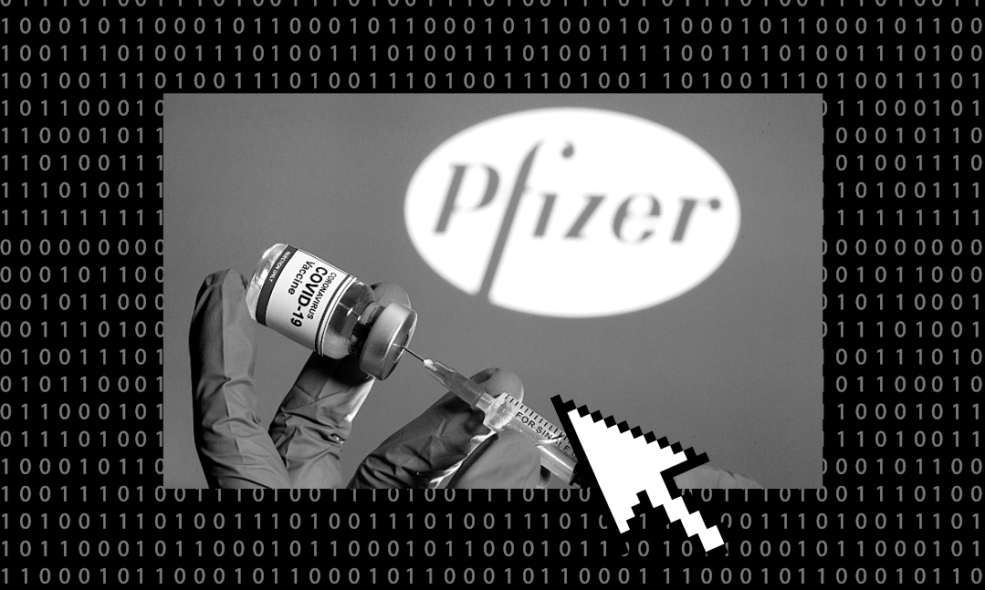 Drug Dealers on the Dark Web are illegally selling 'Pfizer COVID Vaccines'