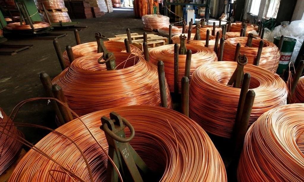 Copper strides to highest peaks since 2013 on U.S. stimulus plans