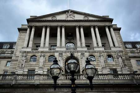 Bank of England's Saunders says floor for rates might be just below zero