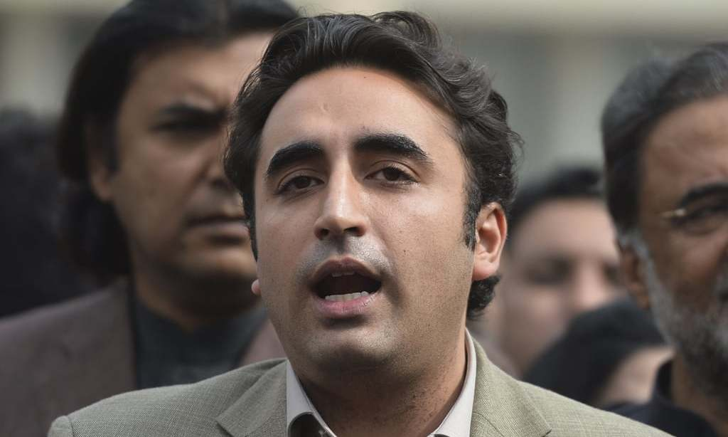 Bilawal Bhutto tests negative for COVID-19