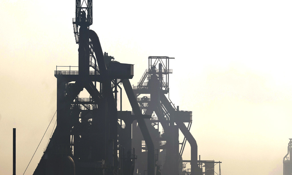 German industrial orders rise more than expected in October