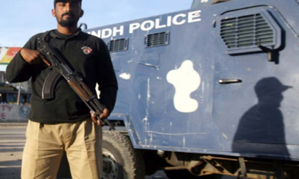 Sindh Police reports 25 new COVID-19 patients in three days