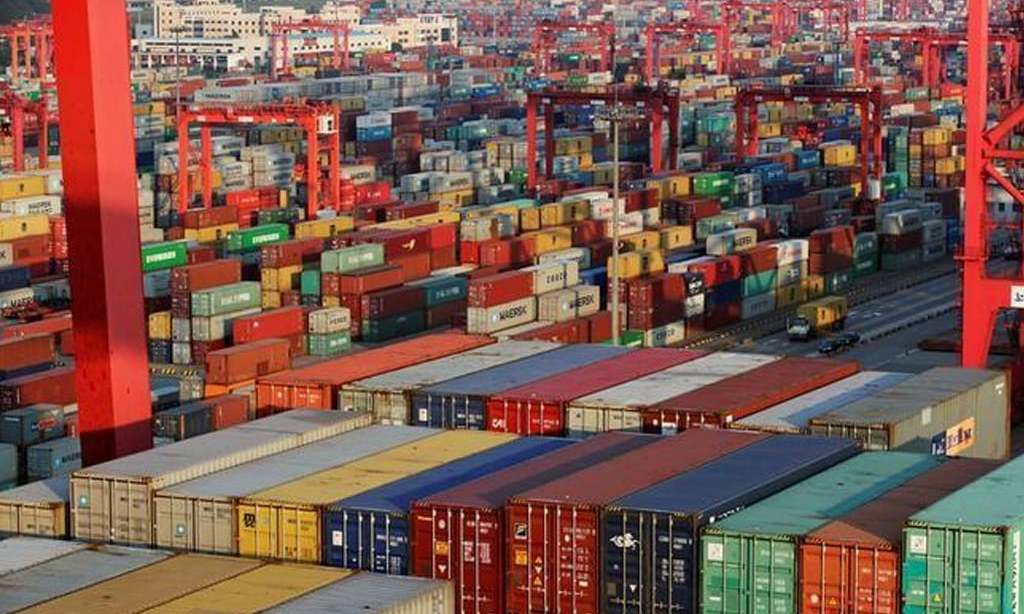 Exports increase 2.11pc in 5 months, 7.67pc in November