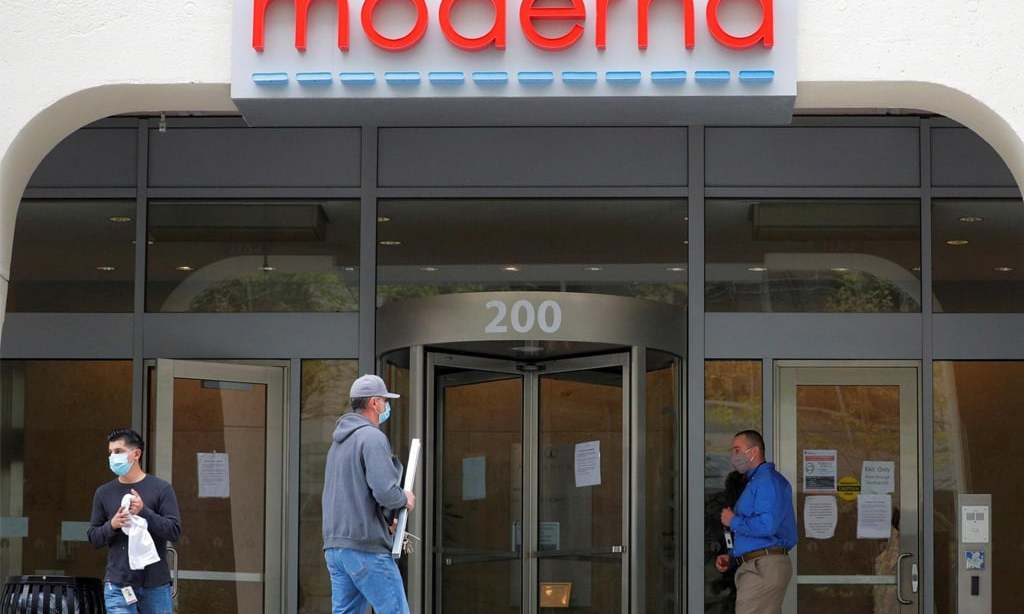 Moderna CEO confident of producing 500mn COVID-19 vaccine doses in 2021