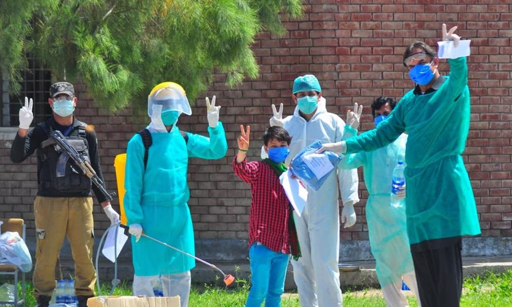 Pakistan reports 2,224 coronavirus recoveries in last 24 hours