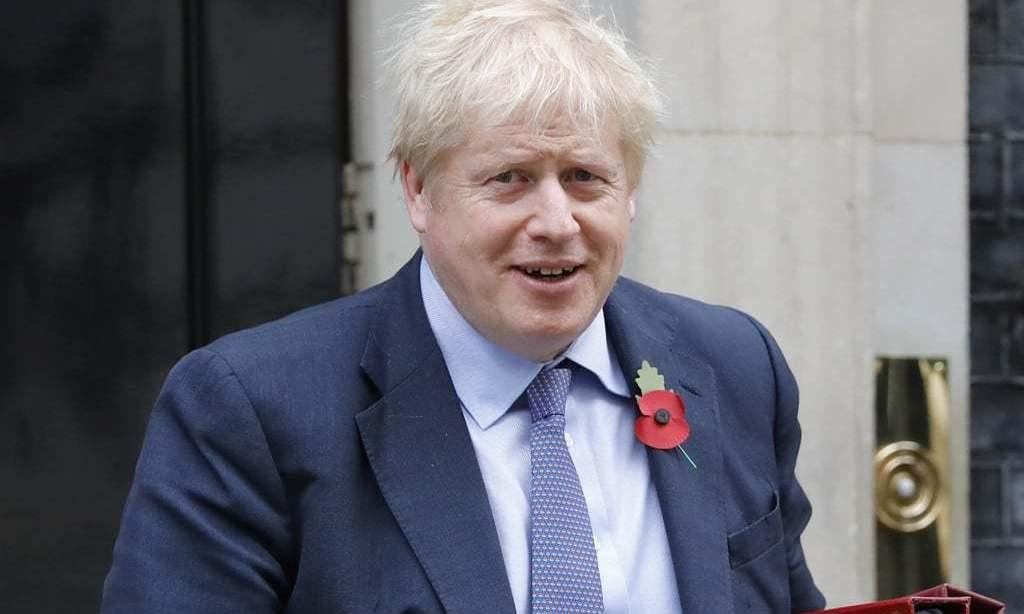 British PM Johnson to speak to EU chief as Brexit talks stall