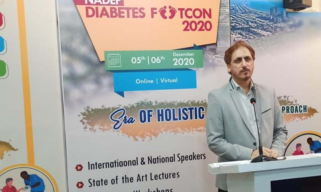 Experts call for 3000 diabetic foot clinics across Pakistan to prevent amputations