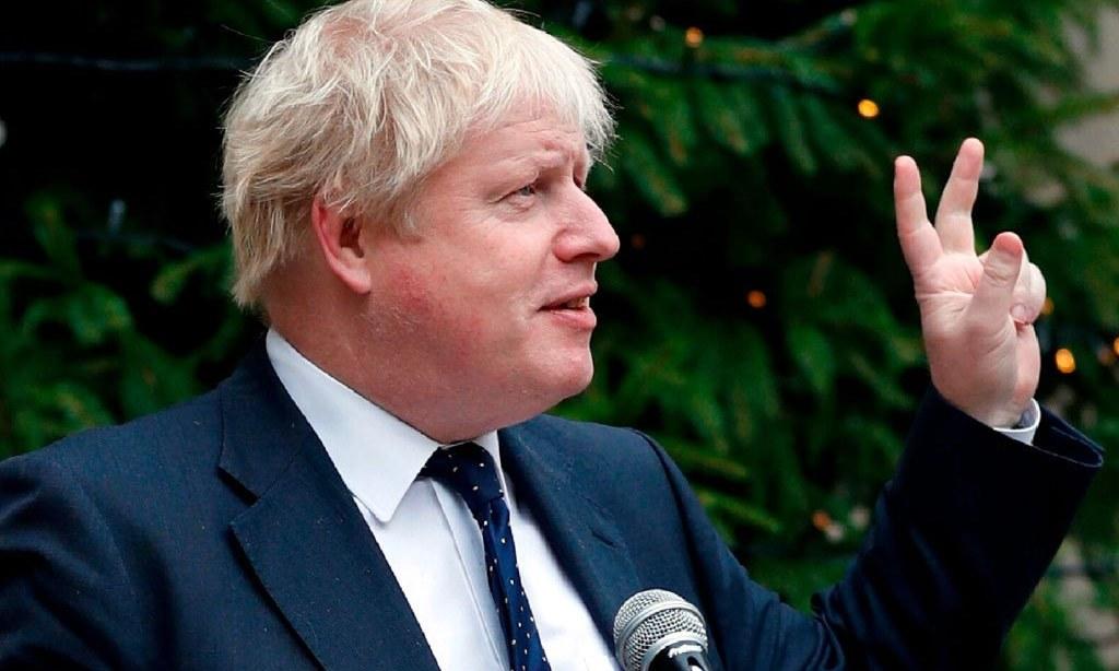 PM Johnson and EU chief seek to break Brexit impasse