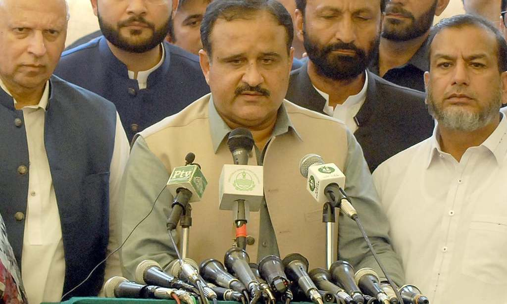 CM Buzdar hints at strict measures to contain coronavirus