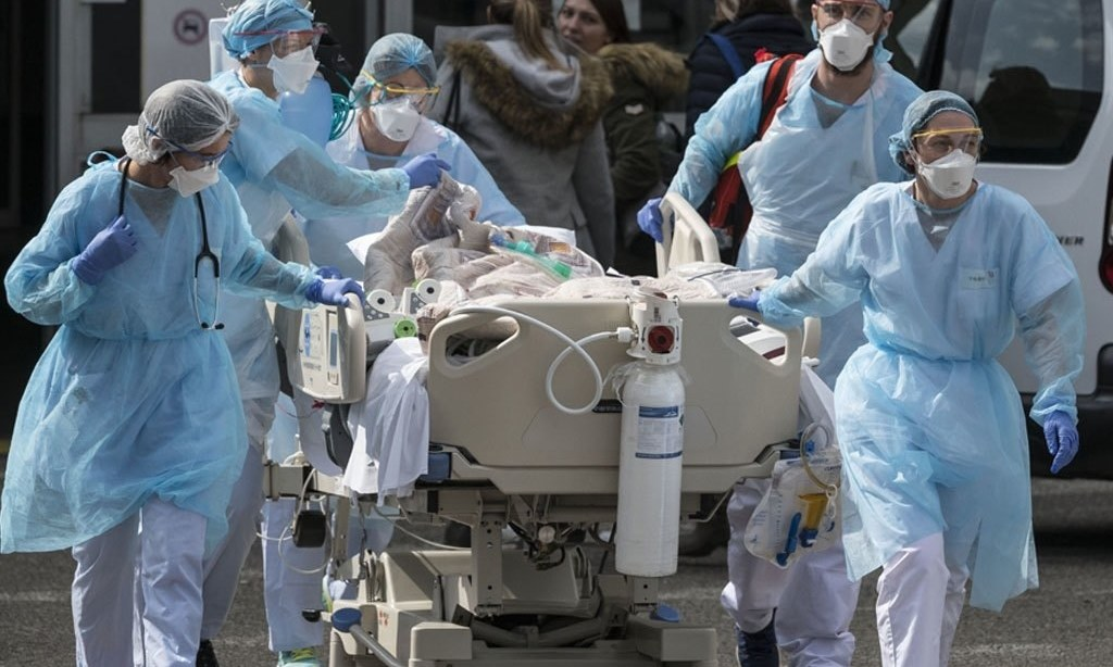 Brazil's coronavirus cases top 6.6 million, health ministry says