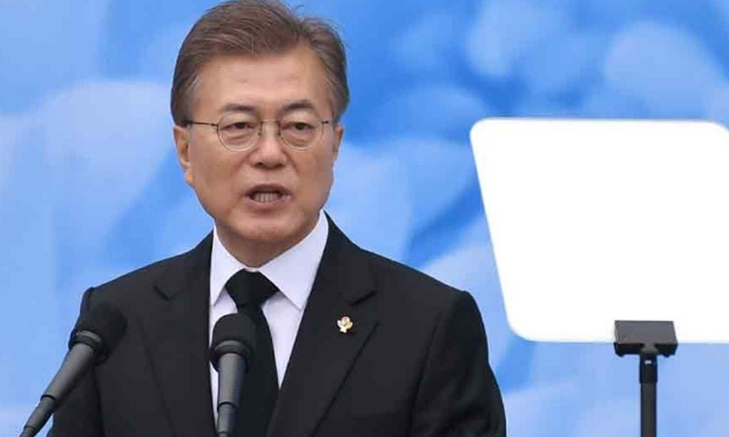South Korea's Moon orders coronavirus testing to be expanded amid third wave