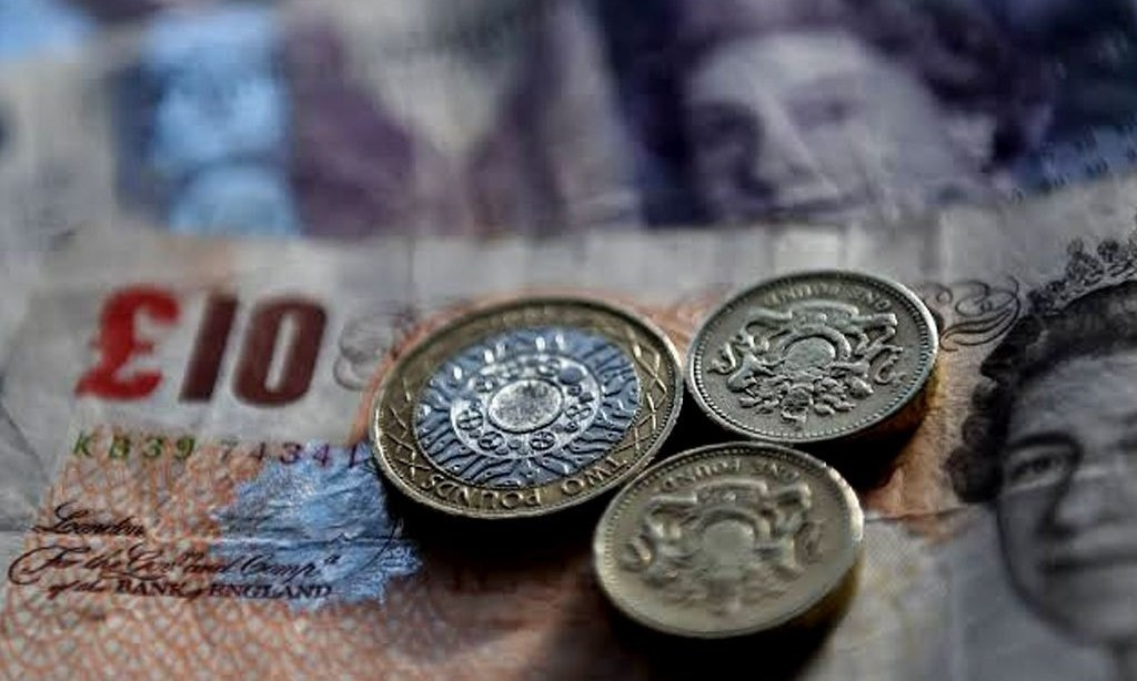 Sterling volatility jumps as no-deal Brexit risks rise