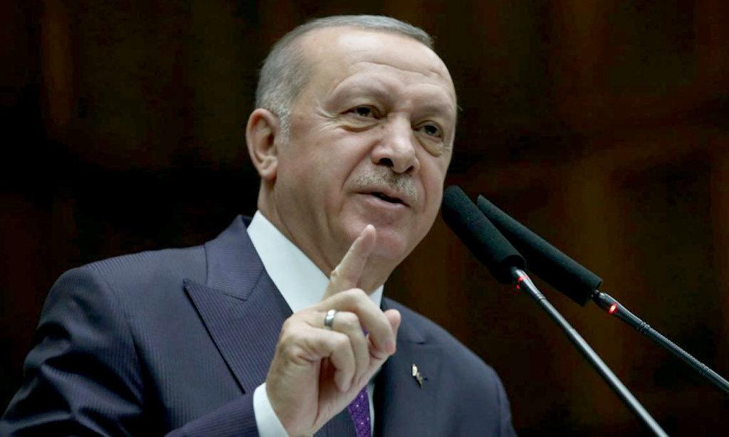 Erdogan seeks 'win-win formula' in Greece gas row