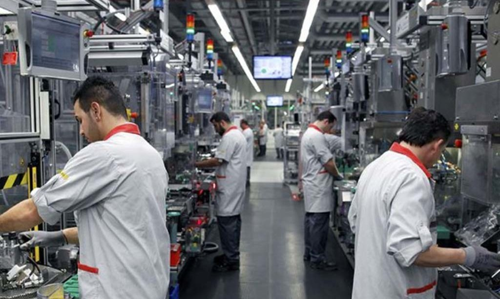 German industrial production jumps in October