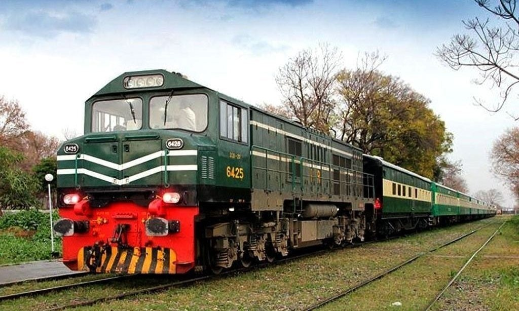 Railway earns Rs12.267bn from freight business in two years