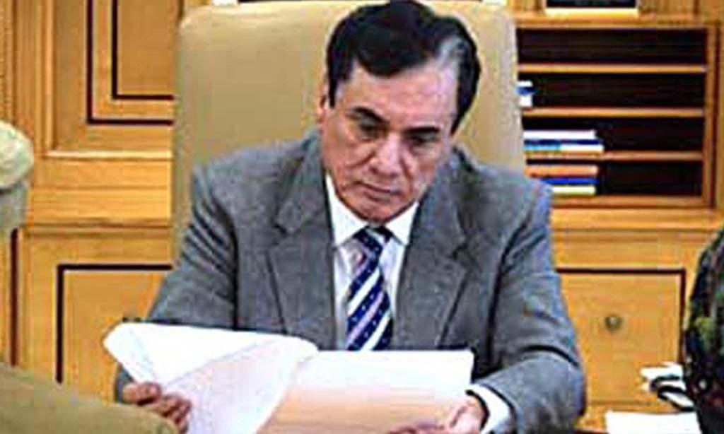 Optimum resources being utilized for eradication of corruption: NAB Chairman