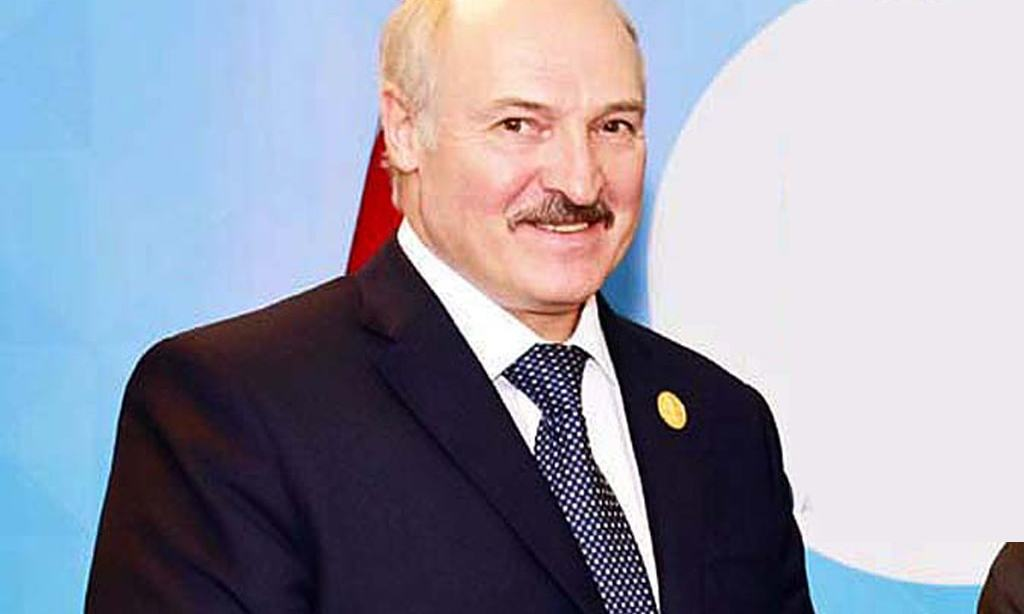 IOC bans Belarus president Lukashenko and his son from Games