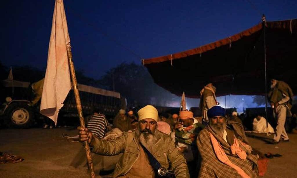 Indian farmers launch nationwide shutdown against new laws