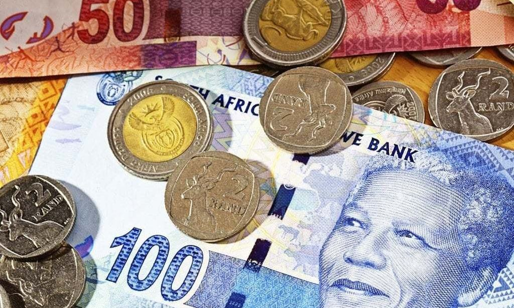 South Africa's rand weakens ahead of GDP data
