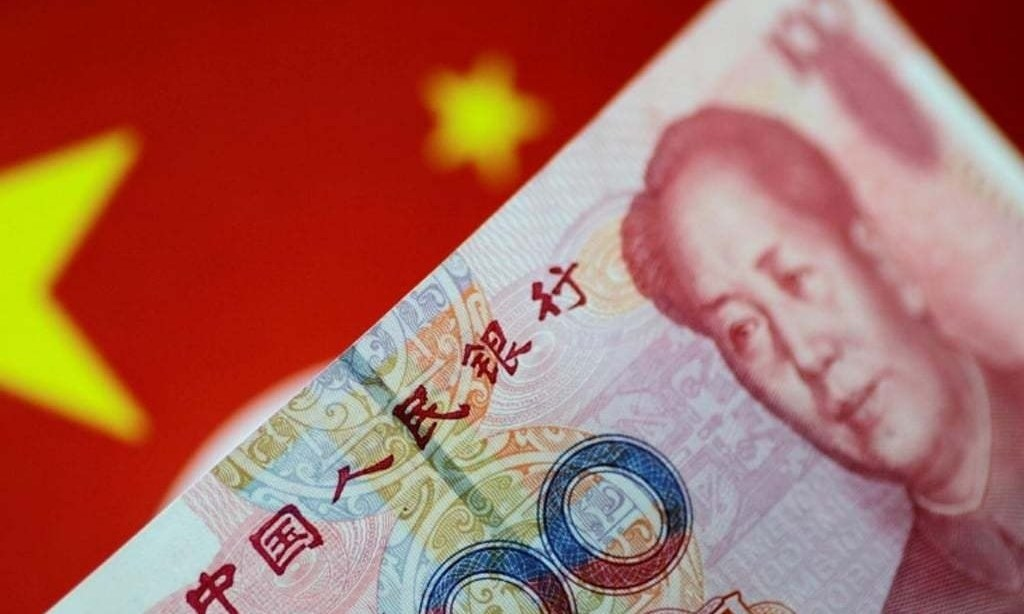 China yuan softer as safe-harbour demand boosts dollar