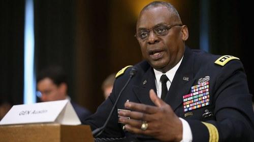 Biden has chosen retired General Lloyd Austin for defense secretary
