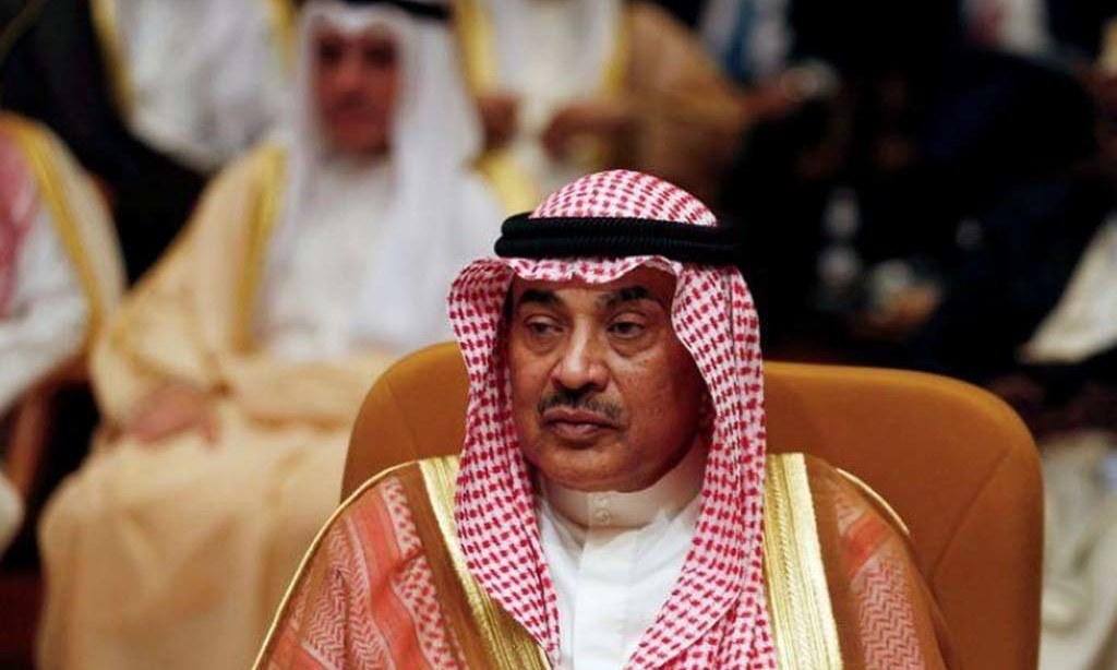 Kuwait emir reappoints Sheikh Sabah al-Khalid as PM
