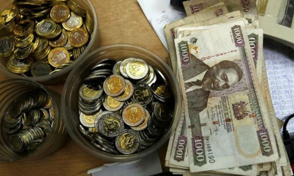 Kenyan shilling holds steady against the dollar