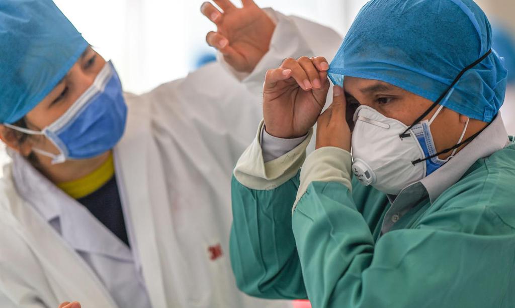 Coronavirus claims life of lady doctor