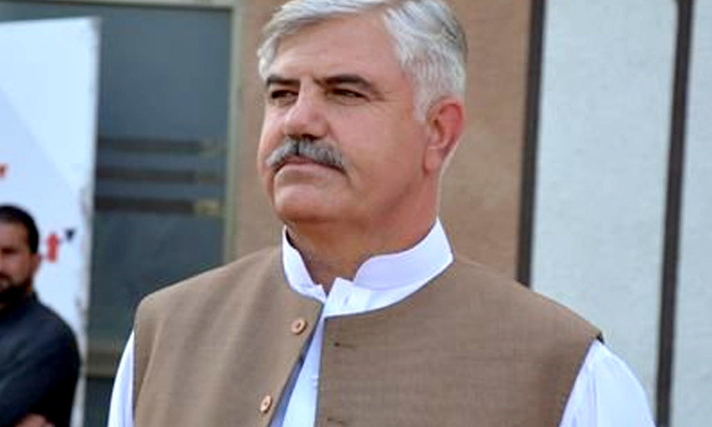 KP Governor, CM for early completion of development projects in merged districts