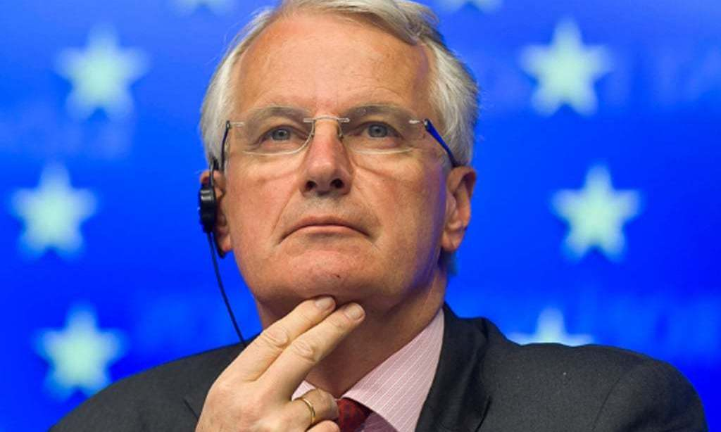 EU's Barnier says Brexit talks need patience