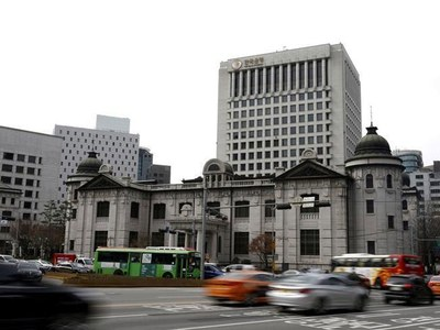 South Korea Nov bank lending surges at sharpest rate on record