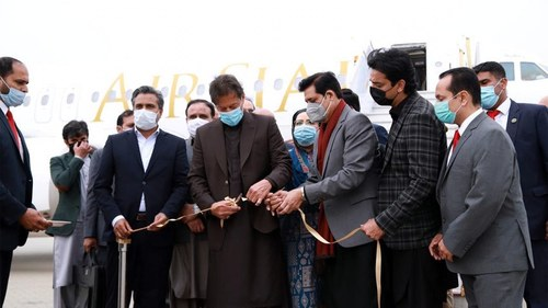 PM inaugurates AirSial, Pakistan's third private airline