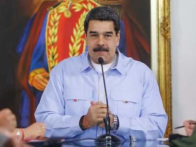 Venezuela's Maduro says hopeful of dialogue with Biden