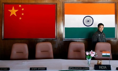 China cancels commemorative stamps with India