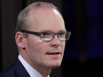 Britain wants to find a way to get a post-Brexit deal: Ireland's Coveney
