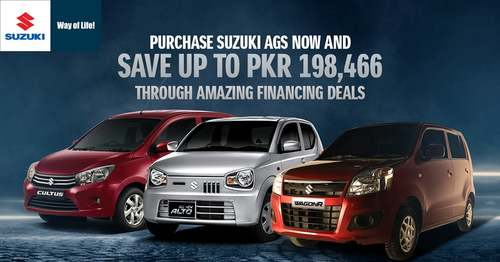 Experience the new era with Suzuki AGS